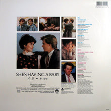 Load image into Gallery viewer, Vinyl LP: Various-She's Having a Baby OST