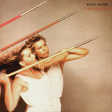 Load image into Gallery viewer, Vinyl LP: Roxy Music-Flesh + Blood (signed)