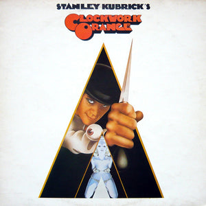 Vinyl LP: Clockwork Orange OST