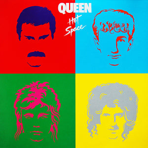 Vinyl LP: Queen-Hot Space