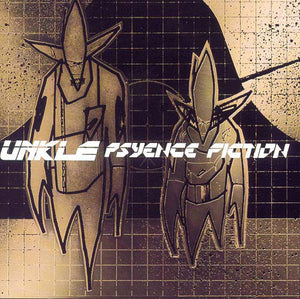 Vinyl LP: UNKLE-Psyence Fiction