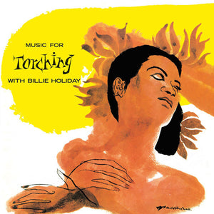 Vinyl LP: Billie Holiday-Music For Torching
