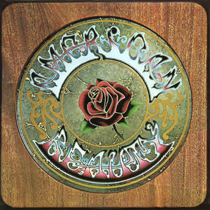 Vinyl LP: The Grateful Dead-American Beauty
