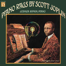 Load image into Gallery viewer, Vinyl LP: Scott Joplin, Joshua Rifkin-Piano Rags