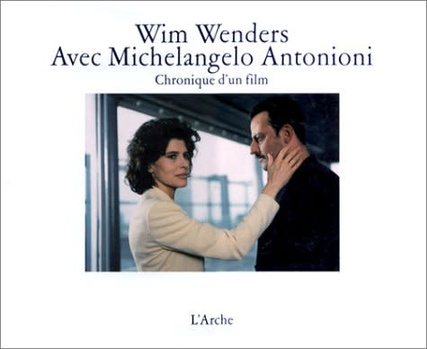 Chronique d'un Film by Wim Wenders