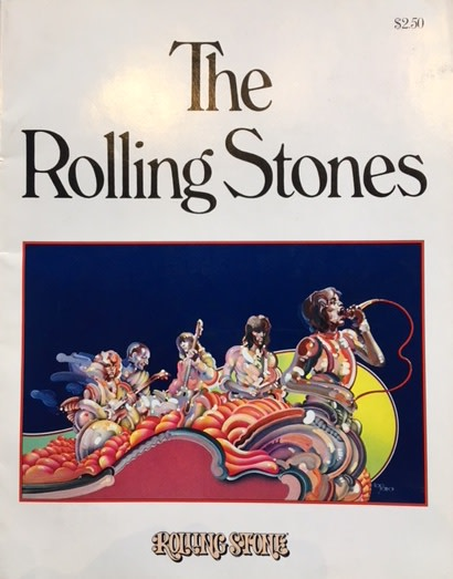 The Rolling Stones by Rolling Stone Magazine, 1975