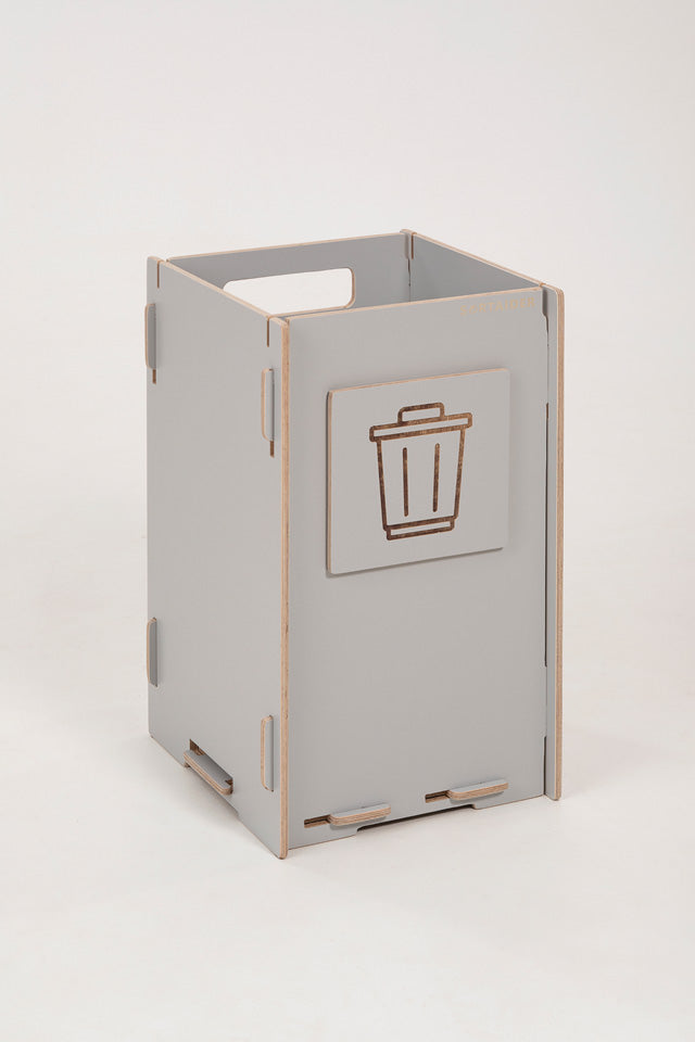 Recycle 20 L light gray