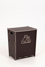 Pet food container LB