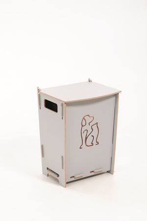 Pet food container SG