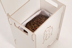 Load image into Gallery viewer, Pet food container SW