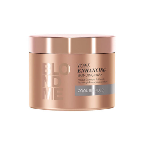 BlondMe Tone-Enhancing Keratin-Restore Bonding Mask