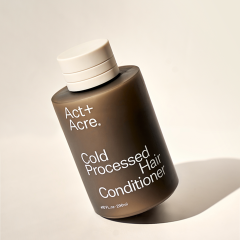 Cold Processed Hair Conditioner