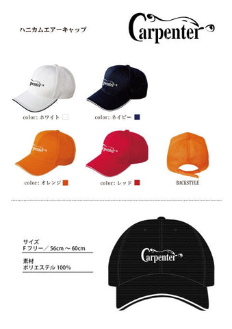 Carpenter original Mesh cap