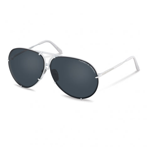 Porsche Design Iconic Interchangeable Lens System P'8478 P8478 Sunglasses With 2 sets of lenses.
