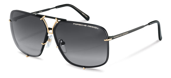 Porsche Design P8928 Sunglasses Iconic Interchangeable Lens Design (P'8928)
