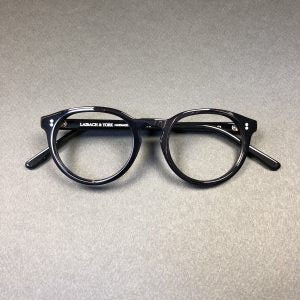 Capital Copenhagen Classic Round Glasses
