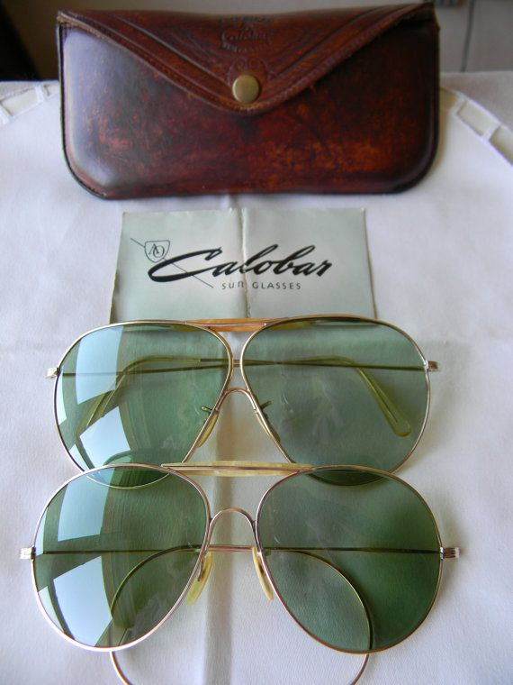 Vintage AO Calobar Sun Lens For Your Frame
