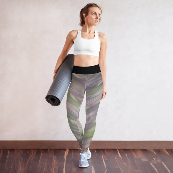 Artisan Spring Yoga Leggings