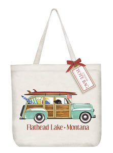 Woody Flathead Lake Bag