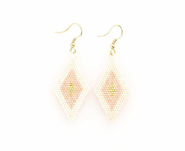 Small Diamond Luxe Earring