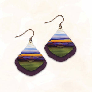 Layered Scenic Earring