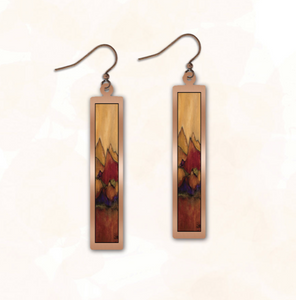 Scenic Long Earrings