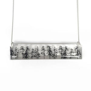 Landscape Forest Necklace