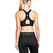 Under Armour HeatGear Mid Womens Bra
