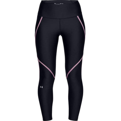 Under Armour HeatGear Womens Edgelit Ankle Crop Legging