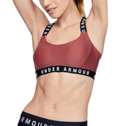 Under Armour Wordmark Strappy Womens Bra