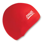 Zoggs Silicone Swimming Cap Adult