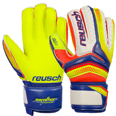 Reusch Serathor SG Finger Support Junior Glove