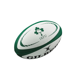 You added <b><u>Gilbert Ireland Replica Rugby Ball Mini</u></b> to your cart.