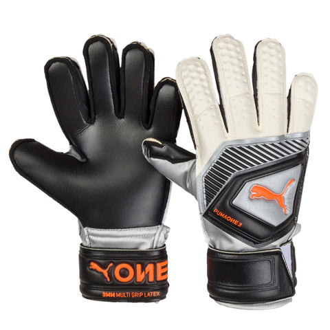 Puma One Protect 3 Junior Goalkeeper Glove Uprising