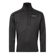 Berghaus Spitzer Mens 1/2 Zip Fleece Top