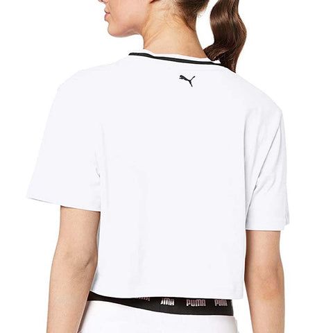Puma Rebel Reload Womens Crop Top