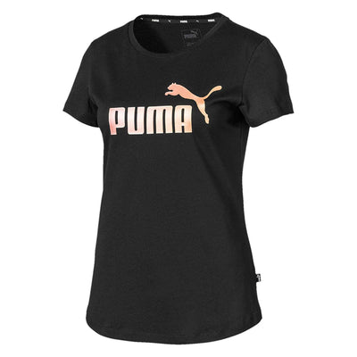 Puma Essential+ Metallic Womens T-Shirt