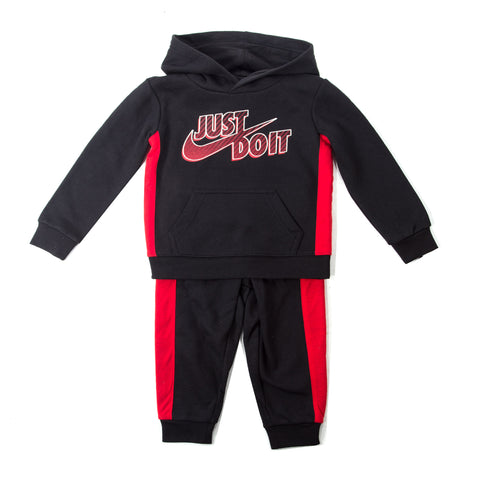 Nike Just Do It Overhead Infant Tracksuit