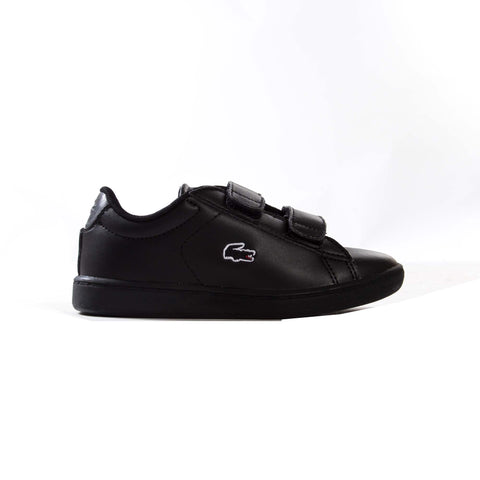 Lacoste Carnaby Evo Strap Infant Trainer
