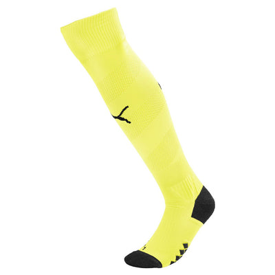 Puma Manchester City 2019/20 Kids Third Socks Fizzy Yellow