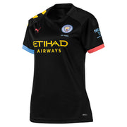Puma Manchester City 2019/20 Womens Away Shirt