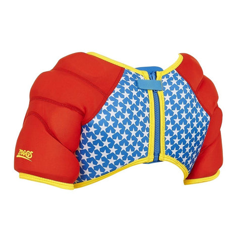 Zoggs Wonder Woman Water Wings Swimming Vest