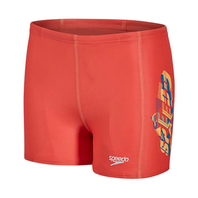Speedo Sports Placement Kids Aquashort