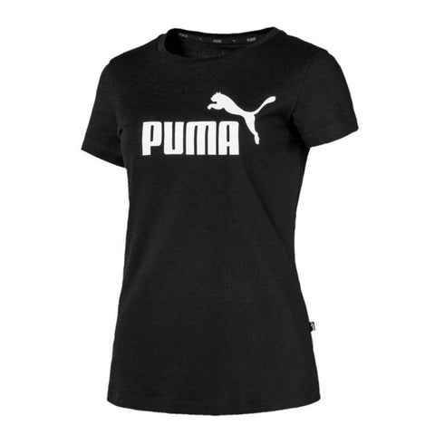 Puma Essentials Logo Womens T-Shirt