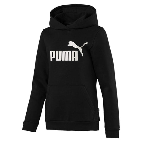 Puma Essentials Logo Girls Hoodie