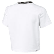 Puma Amplified Womens Cropped T-Shirt
