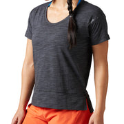 Reebok Elements Womens Marble T-Shirt