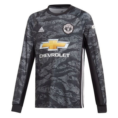 adidas Manchester United 2019/20 Kids Away Goalkeeper Shirt