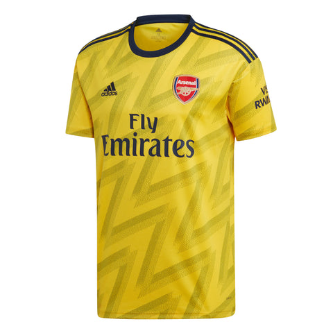 adidas Arsenal 2019/20 Mens Short Sleeve Away Shirt