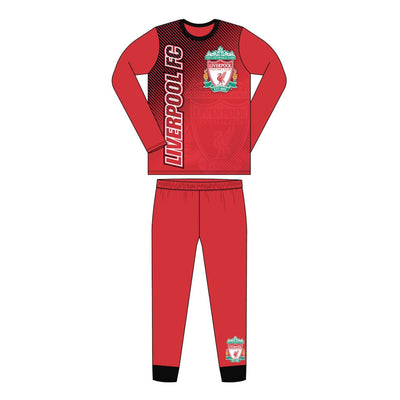 Liverpool FC Print Junior Pyjamas